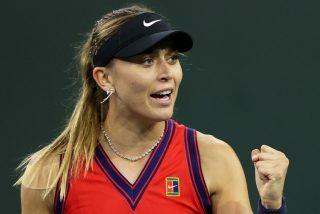 Indian Wells: Paula Badosa gana a Azarenka y consigue el primer gran título de su carrera