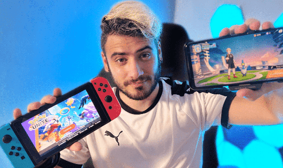 PlayCacao con Pokemon Únite