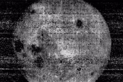 Las primeras fotos de la cara oculta de la Luna cumplen 62 años