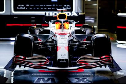 Drástico cambio de imagen de Red Bull en la Fórmula 1