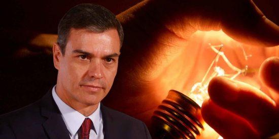 Calambrazo de los españoles a Pedro Sánchez: Cerca del 70% no se traga su promesa de bajar la luz a niveles de 2018