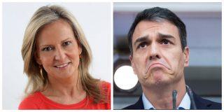 """Isabel San Sebastián: """"A Pedro Sánchez nadie le gana a embustero y embaucador"""""""