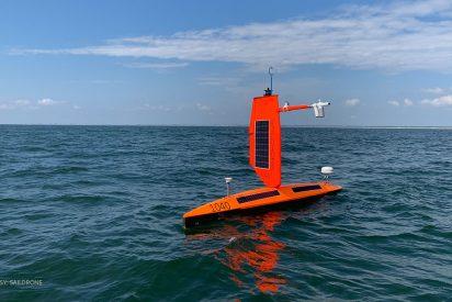 Un dron oceánico logra la primera grabación desde dentro de un huracán