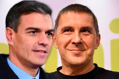 Anián Berto: 'Otegi y el Presidente creen que España es gilipollas, y los crímenes de ETA duelen