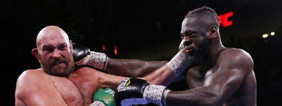 Tyson Fury derrota a Deontay Wilder por nocaut y retiene el titulo mundial de los pesados