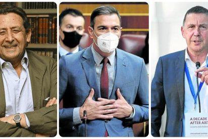 """Alfonso Ussía: """"El repugnante terrorista Otegi desnudó al gran mentiroso de Pedro Sánchez"""""""