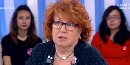 Rosa Villacastín monta un drama por la 'muerte' de su grabadora y el troleo en Twitter es épico