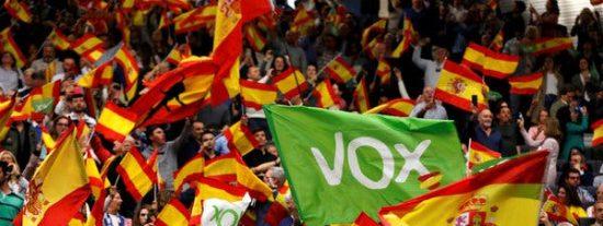 Una simpatizante de VOX denuncia haber sido violada por tres jóvenes árabes por llevar una camiseta del partido