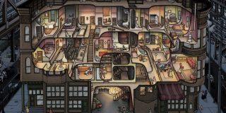 Así era el 'hotel de la muerte': 100 habitaciones convertidas en un laberinto para torturar y asesinar