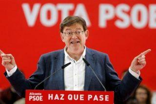 """La madrileñofobia del socialista Ximo Puig ya es enfermiza: """"Ayuso ha iniciado un 'procés' invisible"""""""