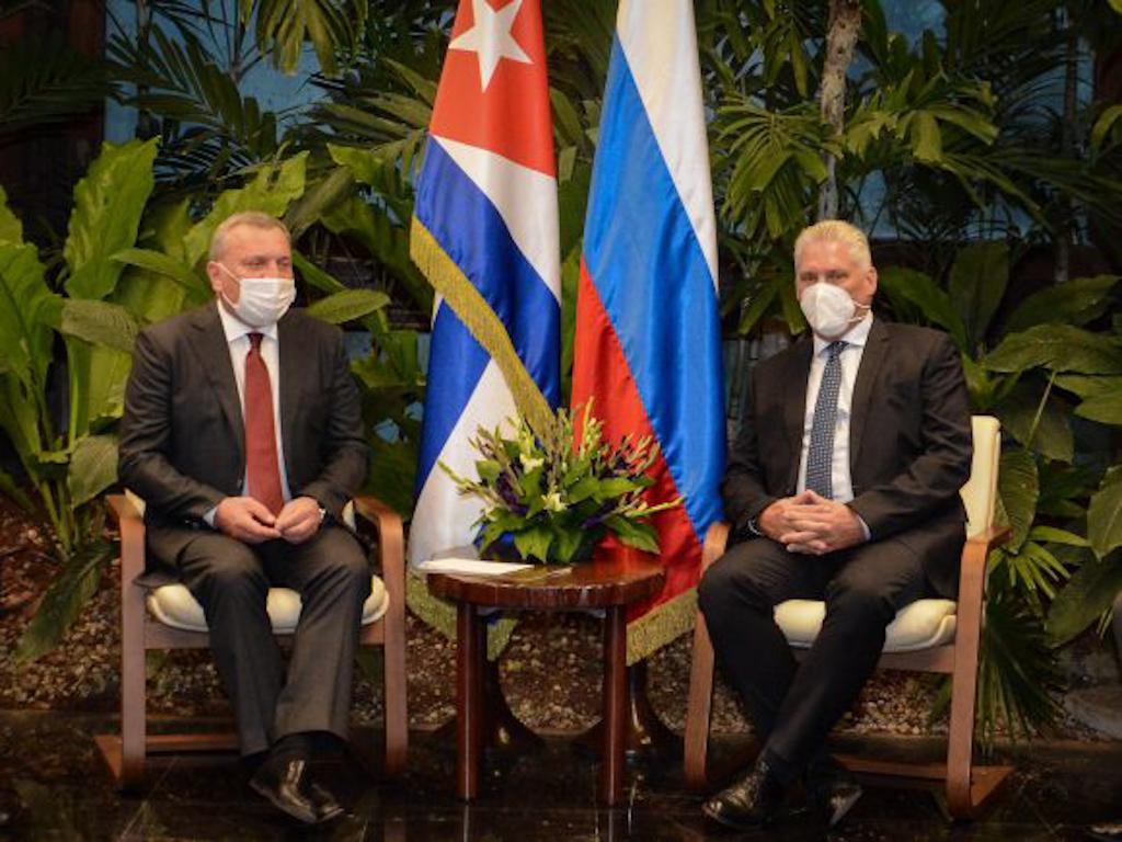 Putin manda a su vicepresidente de visita especial a La Habana para respaldar al régimen castrista