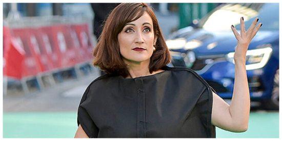 El 'saco' de Ana Morgade: ¿Genialidad o un torpe intento de llamar la atención?