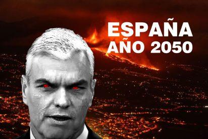 """España 2050, by Sánchez"""
