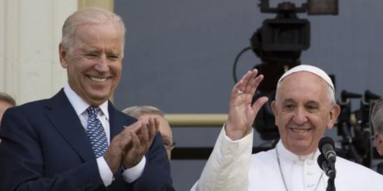 Joe Biden visitará al papa Francisco en el Vaticano el próximo 29 de octubre