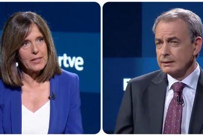 "TVE se echa en brazos de Zapatero para blanquear a Otegi: ""Sus palabras son un paso cualitativo"""