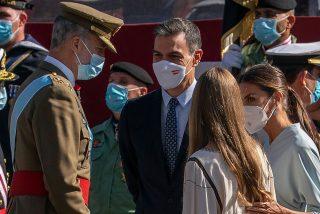 Pedro Sánchez ofende oficialmente y por escrito al Rey Felipe y reabre la guerra con la Casa Real