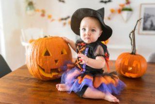 Mejores disfraces de Halloween para bebés 2021