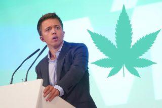 A Errejón le dura poco el 'subidón' por su ley del cannabis: VOX le 'desintoxica' en el Congreso