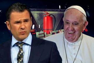 El Extintor: Iñaki López y el Papa