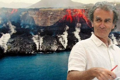 """""""Lo del volcán podría haber sido bastante peor; que nos lo hubiese explicado Fernando Simón"""""""