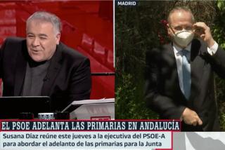 """laSexta y Ferreras echan un cable a su amigo Carmona: """"No es una puerta giratoria"""""""