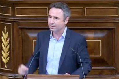 """El espectacular alegato de un diputado contra la vergonzosa """"memoria selectiva"""" del Gobierno que diferencia víctimas"""