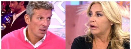 """Bronca sin precedentes entre Joaquín Prat y Cristina Tárrega: """"¡Ya no sé qué coño iba a decir!"""""""