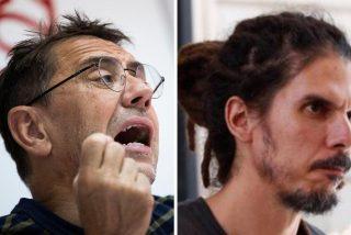 """Expulsan del Congreso al 'pateapolicías' Alberto Rodríguez y Monedero se ceba contra Batet: """"¡impresentable!"""""""