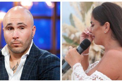 Las dos caras de la boda de Anabel Pantoja: cargarse a una familia para hacer grandes audiencias