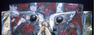 Hallan restos de sangre humana en la máscara de oro milenaria de Perú
