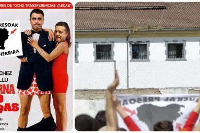 Sánchez culmina su rendición al PNV: El Gobierno vasco ya tiene bajo su mando las cárceles y a 67 presos de ETA