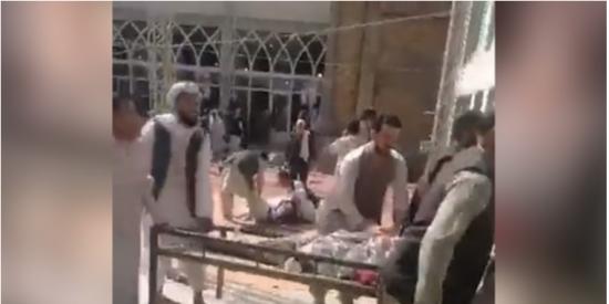 Brutal explosión en una mezquita de Afganistán: al menos siete fallecidos