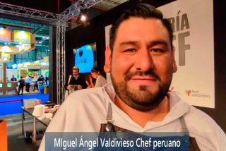"""La gastronomía peruana presente en """"Fruit Attraction 2021"""" de la mano del Chef Miguel Ángel Valdivieso"""