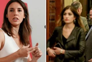 """La inquisidora Irene Montero perseguirá las """"miradas impúdicas"""" en las empresas"""