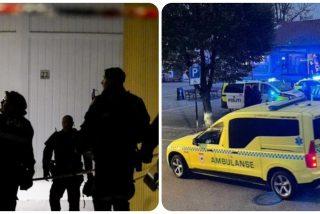 Horror en Noruega: un terrorista asesina a cinco personas y deja heridas a otras dos en Kongsberg