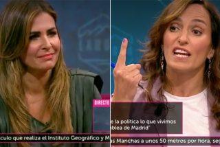 La 'pistolera de Madrid' se echa en brazos de laSexta para lavar su imagen pero le sale de pena