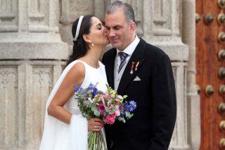 Un vídeo de la boda de los 100.000 euros de Ortega Smith mete en un gran lío a VOX y a Abascal