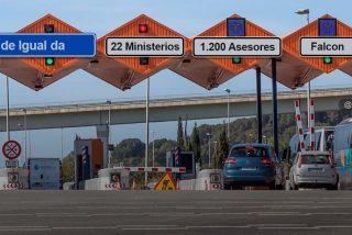 Una red social de conductores 'atropella' a Pere Navarro (DGT) por querer cobrar un peaje por usar las autovías