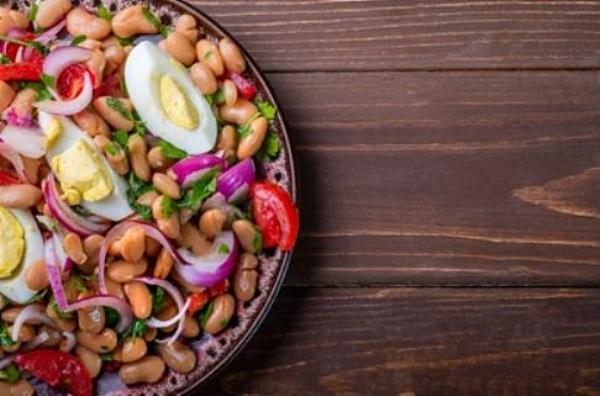 Piyaz turco: 2 recetas fáciles