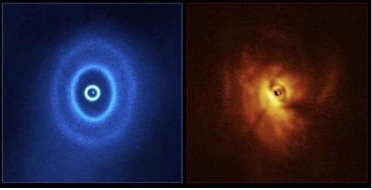 Científicos tienen pruebas de la existencia del primer planeta circuntriple