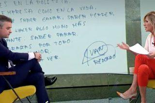 Iván Redondo le chiva a Griso que el nuevo PSOE comete un error garrafal