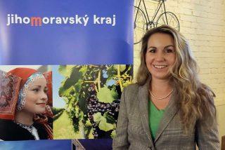 Turismo/ Entrevista con Silvie Zamecnik, Directora de Turismo de Moravia del Sur