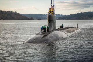 Un submarino nuclear de EEUU chocó con un objeto desconocido en el Mar de China Meridional