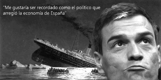 """""""Sanchismo y economía sumergida"""""""