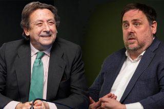El tronchante golpe de Ussía a Junqueras por ser un delincuente indultado que apoya a los presos etarras