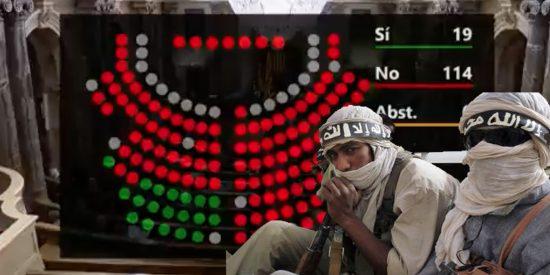 Nuevo dislate de los socialistas del PSC: Votan en contra de perseguir al terrorismo yihadista porque lo pide VOX