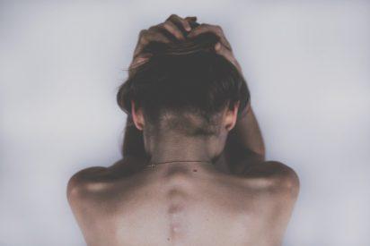 Espalda de mujer