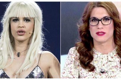 """Ylenia Padilla y el ataque más bestia contra esta famosa transexual: """"¿Eso es una mujer?"""""""