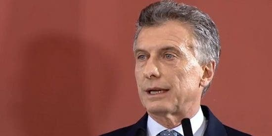 Macri se las ve negras en Argentina y ahora se anuncian manifestaciones sindicales más de dos días