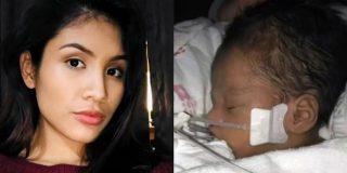 Muere el bebé de Marlen Ochoa, la joven asesinada para arrancarle a su hijo del vientre